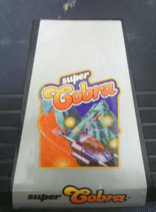 Super Cobra - Atari 2600 Game