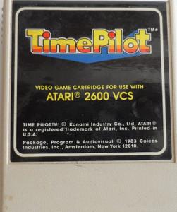 Time Pilot - Atari 2600 Game