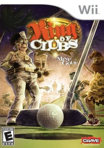 King of Clubs - Wii Game