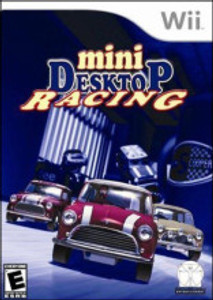 Mini Desktop Racing - Wii Game