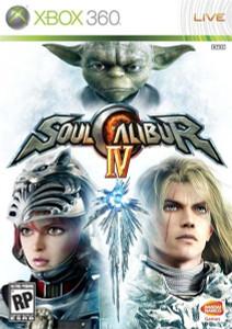 Soul Calibur IV - Xbox 360 Game