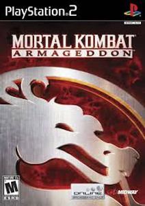 Mortal Kombat Armageddon - PS2 Game