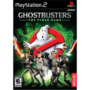 Ghostbusters The Video Game - PS2 Game