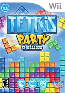 Tetris Party Deluxe - Wii Game
