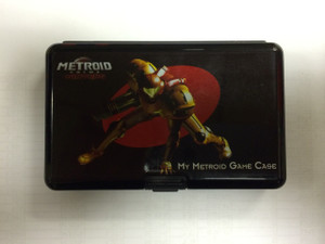 My Metroid DS game pocket case