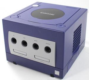 GameCube Console Only Indigo