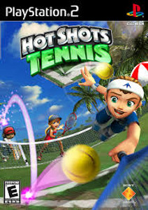 Hot Shots Tennis - PS2 Game