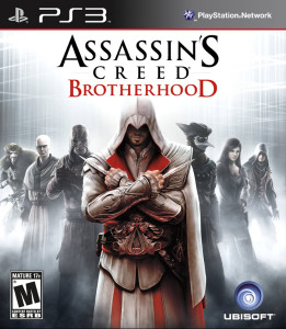 Assassin's Creed Brotherhood - PS3 Game