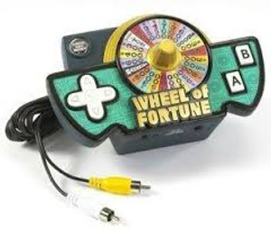 Wheel of Fortune Plug and Play TV Game