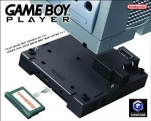 Black GameBoy Player - GameCube