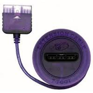 Controller Extension Cable Purple Spool - PS1, PS2