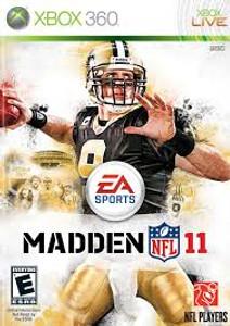 Madden NFL 11 - Xbox 360 Game