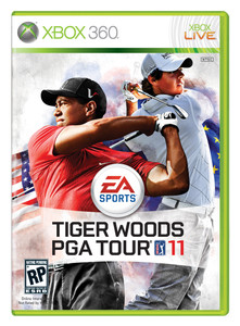 Tiger Woods PGA Tour 11 - Xbox 360 Game