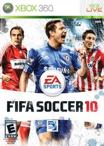 Fifa Soccer 10 - Xbox 360 Game