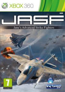 JASF Jane's Advanced Strike Fighters - Xbox 360 Game