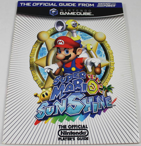 Super Mario Sunshine GameCube Strategy Guide - Nintendo Power