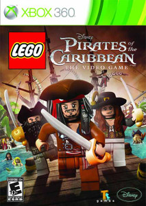 Lego Pirates of the Caribbean - Xbox 360 GameLego Pirates of the Caribbean - Xbox 360 Game