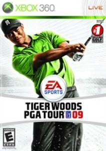 Tiger Woods PGA Tour 09 - Xbox 360 GameTiger Woods PGA Tour 09 - Xbox 360 Game