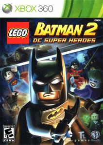 Lego Batman 2 DC Super Heroes- Xbox 360 gameLego Batman 2 DC Super Heroes - Xbox 360 Game