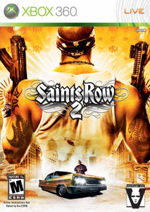 Saints Row 2 - Xbox 360 GameSaints Row 2 - Xbox 360 Game