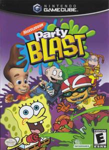 Nickelodeon Party Blast - Gamecube GameNickelodeon Party Blast - GameCube Game
