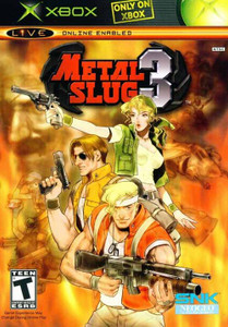 Metal Slug 3 - Xbox GameMetal Slug 3 - Xbox Game