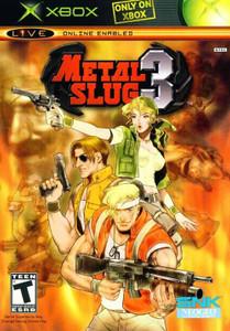 Metal Slug 3 - Xbox GameMetal Slug 3 - Xbox Game