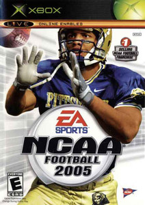 NCAA Football 2005 - Xbox GameNCAA Football 2005 - Xbox Game