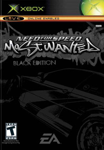 Need For Speed Most Wanted Black Edition - Xbox GameNeed For Speed Most Wanted Black Edition - Xbox Game