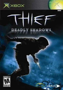 Thief Deadly Shadows - Xbox GameTheif Deadly Shadows - Xbox Game