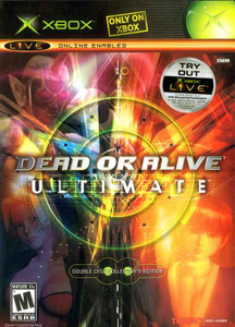 Dead Or Alive Ultimate - Xbox GameDead Or Alive Ultimate Collection - Xbox Game