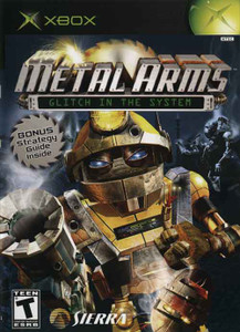 Metal Arms - Xbox GameMetal Arms - Xbox Game