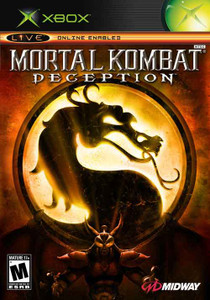 Mortal Kombat Deception - Xbox GameMortal Kombat Deception - Xbox Game