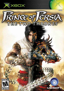 Prince of Persia Two Thrones - Xbox GamePrince of Persia Two Thrones - Xbox Game