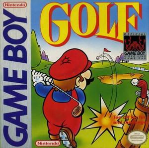 Complete Golf - Game Boy