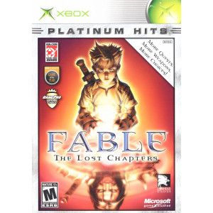 Fable The Lost Chapters - Xbox Game