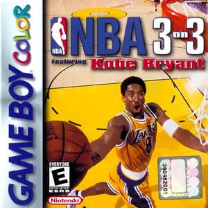 Complete NBA 3 on 3 Kobe Bryant - Game Boy Color