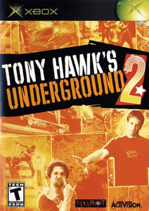 Tony Hawk's Underground 2 - Xbox GameTony Hawk's Underground 2 - Xbox Game