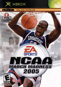 NCAA March Madness 2005 - Xbox GameNCAA March Madness 2005 - Xbox Game