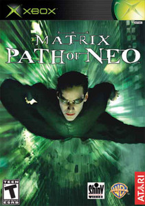 Matrix Path of Neo - Xbox GameMatrix Path of Neo - Xbox Game