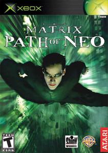 Matrix Path of Neo - Xbox GameMatrix Path of Neo - Xbox Game