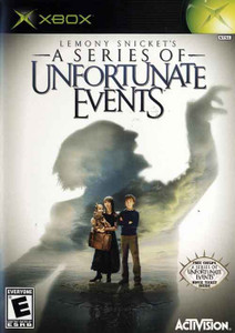 Lemony Snicket's A Series of Unfortunate Events - Xbox GameLemony Snicket's Series of Unfortunate Events - Xbox Game