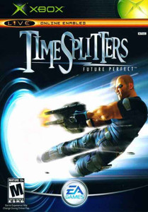 Time Splitters Future Perfect - Xbox Game