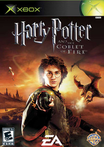 Harry Potter Goblet of Fire - Xbox GameHarry Potter Goblet of Fire - Xbox Game