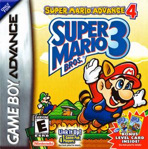 Complete Super Mario Advance 4 Super Mario Bros  3 - Game Boy Advance