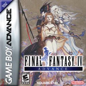 Complete Final Fantasy IV - Game Boy Advance
