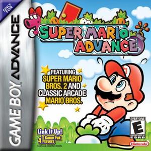 Complete Super Mario Advance - Game Boy Advance