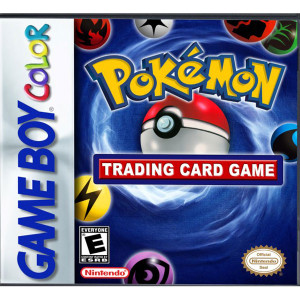 Pokemon Trading Card Game Empty Box For Nintendo GBC