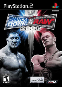 WWF SmackDown Vs Raw 2006 - PS2 GameWWF SmackDown Vs Raw 2006 - PS2 Game