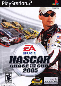 Nascar 2005 Chase for the Cup - PS2 GameNascar 2005 Chase for the Cup - PS2 Game